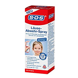 SOS Laeuseabwehrspray, 100 ml