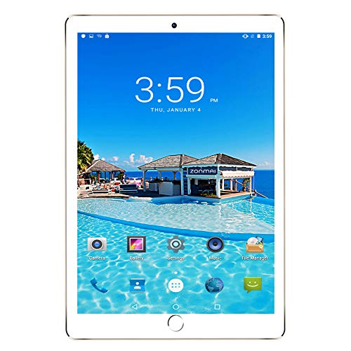 tablet dual sim Tablet 10 Pollici offerte Dual SIM Android 7.0 con WiFi 32 GB Quad Core Supporto Chiamate 3G