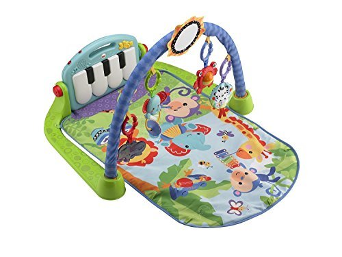 Image of Fisher Baby Price Kick and Play Piano Gym by Fisher Baby Price