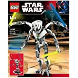 LEGO - 10186 - Jeu de Construction - Star Wars - General Grievous