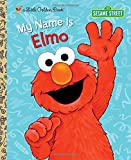 My Name is Elmo (Little Golden Book)