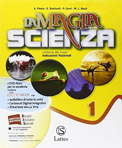 La magia della scienza. Per la Scuola media. Con DVD. Con e-book. Con espansione online: 1