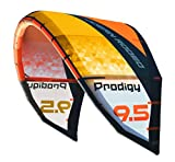 Ocean Rodeo Prodigy Kitesurfing Kite, Orange/goldfarben