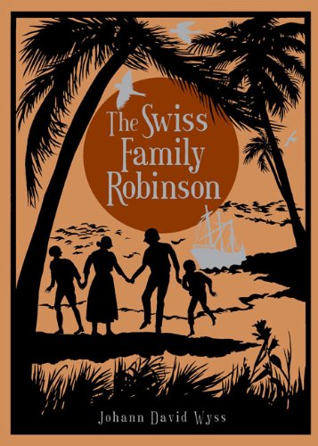 the-swiss-family-robinson-barnes-noble-leatherbound-classic-collection