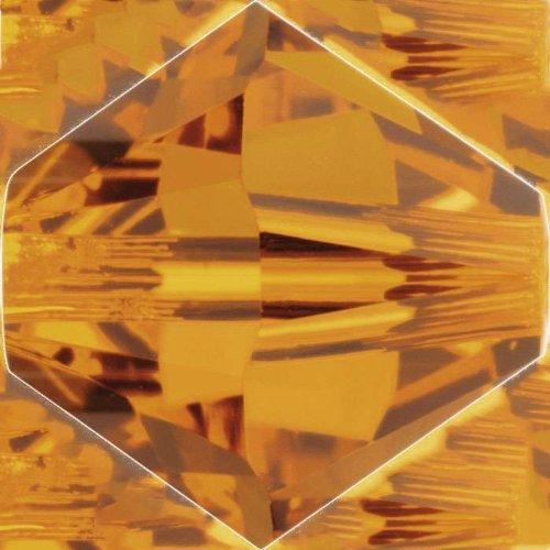 Original Swarovski Elements Beads 5040 MM 6,0 - Violet (371) ; Diameter in mm: 6.0 ; Packing Unit: 360 pcs. Crystal Copper (001 COP)