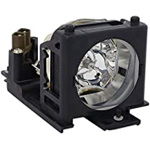 CTLAMP Reemplazo Lampara proyector/foco con la vivienda DT00701 Para HITACHI CP-HS980/CP-HX990/CP-RS55/CP-RS55W/CP-RS56/CP-RS56+/CP-RS57/CP-RX60/CP-RX60Z/CP-RX61/CP-RX61+/EP-PJ32/PJ-LC7/PJ-LC9/CP-RS56 +