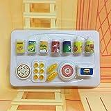 MAJGLGE - Juego de 12 Pan de Cocina en Miniatura para Pastel de Pan para muñeca de Barbie – Color al Azar