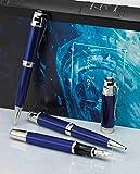 Montblanc/Jules Verne/Juego Pluma Estilográfica, bolígrafo, portaminas Limited Edition