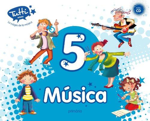 Música 5 (inclou cd)