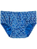 Schiesser Jungen Badehose Aqua Baby Windelslip, (Blau 800), 104 (Herstellergröße: 415)