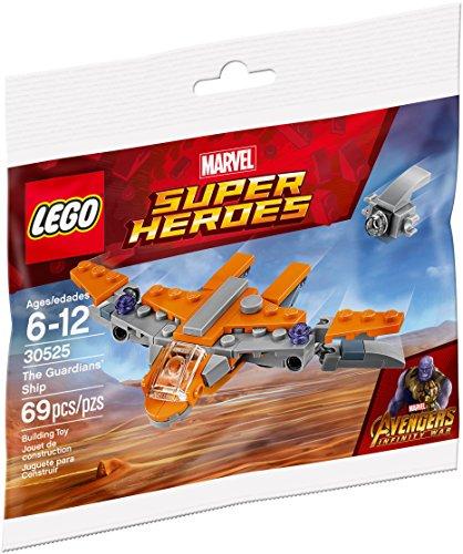 LEGO Polybag 30525 The Guardians\' Ship