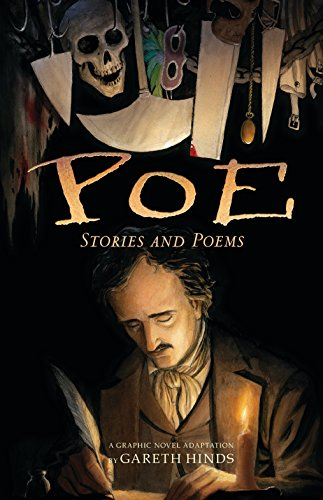 In a thrilling adaptation of Edgar Allan Poe's best-known works, acclaimed artist-adapter Gareth Hinds translates Poe's dark genius into graphic-novel format.