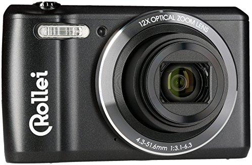 Rollei Historyline 98 - Kompaktkamera (Digitalkamera) mit 20 Megapixel, 2,7