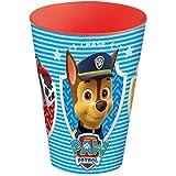 Paw Patrol Paw Patrol–Bicchiere impilabile PP 430ml, Stor 80706