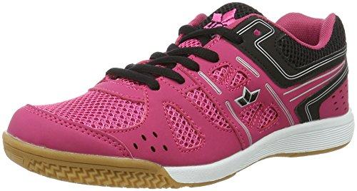 Lico Catcher, Chaussures de Fitness Femme Rose (Pink/schwarz/weiss)