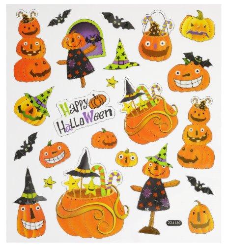* Kürbis Herbst Halloween * Aufkleber 3452359 ()