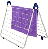 16 RAIL OVER THE BATH AIRER CLOTHES DRYER LAUNDRY HORSE 10M DRYING OVERBATH BATHROOM