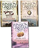 Winston Graham Polddark Collection 3 Books Set-Ross Poldark, Demelza, Jeremy Poldark