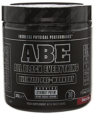 Applied Nutrition ABE Pre-Workout Supplement, 315 g, Cherry Cola by Applied Nutrition