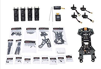 Walkera Runner 250 DIY Frame Parts Kit BNF 250 Size RC Quadcopter without OSD HD Camera Transmitter by Walkera