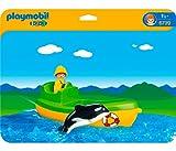 Playmobil 6739 - 1.2.3 Peschereccio con balena