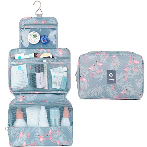Travel Hanging Toiletry Wash Bag...