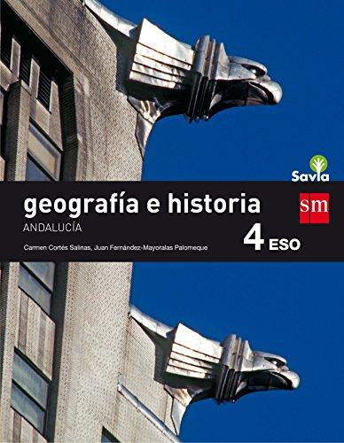 Geografía e historia 4 eso savia andalucía