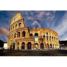 Cuadro Coliseo Romano de 95x65cm | 5mm de grosor | 8 modelos diferentes a elegir