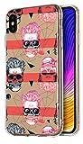 FRenchCase Coque iPhone XS Max (6.5) [ en Silicone Transparente matière TPU Souple ]...
