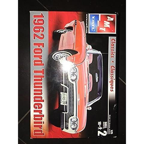 1962 Ford Thunderbird Model Kit by AMT