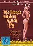 Die Blonde mit dem süssen Po