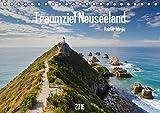 Traumziel Neuseeland 2016 (Tischkalender 2016 DIN A5 quer): Das facettenreichste Land der Welt in 12 traumhaften Bildern. (Monatskalender, 14 Seiten ) (CALVENDO Natur)
