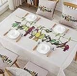PLYY Verdicken Sie rechteckige Baumwolle und Leinentischdecken Teetischtuchtischdecke, die Abdeckungshandtuch leiht, 140 * 230