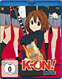 DVD Cover 'K-ON! - The Movie [Blu-ray]