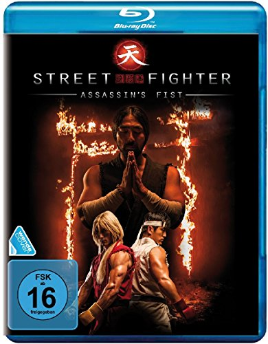 Bild von Street Fighter - Assassin's Fist [Blu-ray]