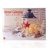 Bavaria Home Style Collection - Adventskalender mit abwechslungsreicher Inhalt, Nagelpflege, Badezusätze, Hautpflege – Wellness