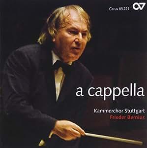 A Capella - 40 Jahre Kammerchor Stuttgart