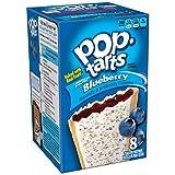 Kellogg's Pop-Tarts Blueberry Frosted 8 Stück (416g)