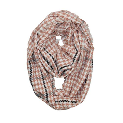 Ring Hals Schals, Quaan Winter Warm Plaid Wärmer Wickeln Halsband ()