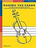 Making The Grade: Grades 1-3 (Violin). Für Violine, Klavierbegleitung