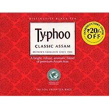 Typhoo Classic Assam Tea, 100 Tea Bags