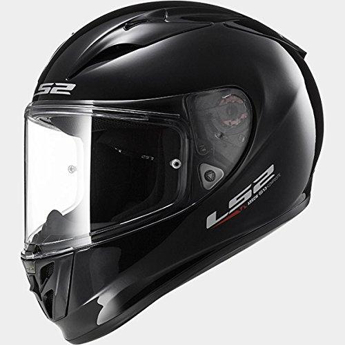 LS2-FF323-FRECCIA-R-EVO-Casco-moto-Integrale-Integrali-Nero