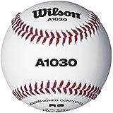 Wilson Official League Baseball - White