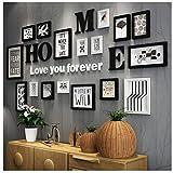 Wandbildwand Schlafzimmermalerei Der Einfachen Bilderrahmen Fotowand Der Kreativen Festen Wand Dekorative Wandbild Dekorative (Farbe : 1)