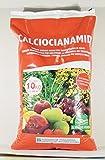 Calciumcyanamid IN FORM VON Granulat für Gemüsegärten