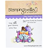 "Stamping Bella Cling Stamp 6.5""X4.5""-Tiny Townie Dorothy The Dreamer"