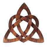 Wandschmuck Wandbild FLAVIA Keltisches Liebessymbol - aus Holz