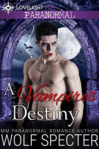 A Vampire's Destiny (M/M Gay Paranormal Mpreg Romance)