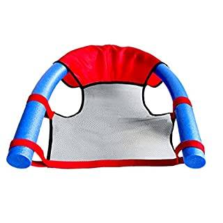 BECO Water Sit without pool noodles, Red