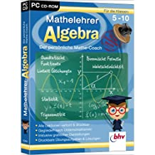 Mathelehrer Algebra